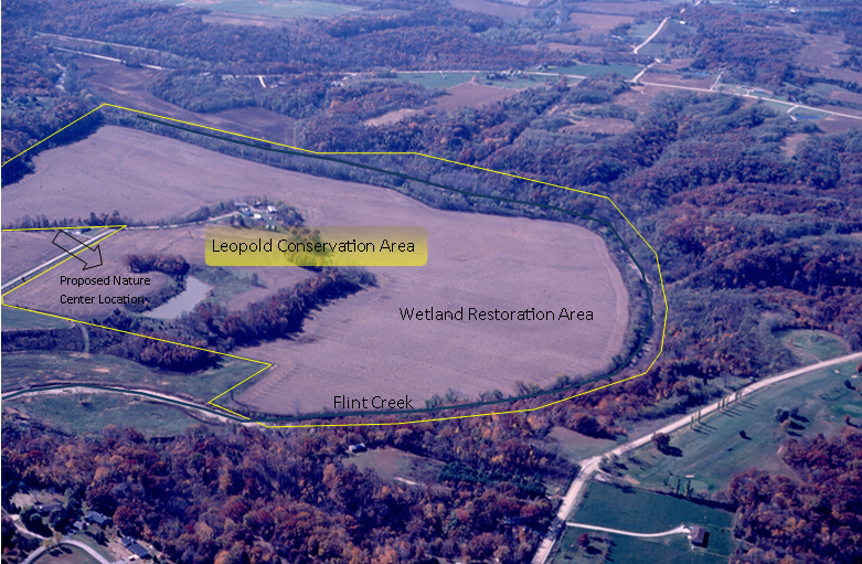 Leopold Conservation Area Fall Aerial.png