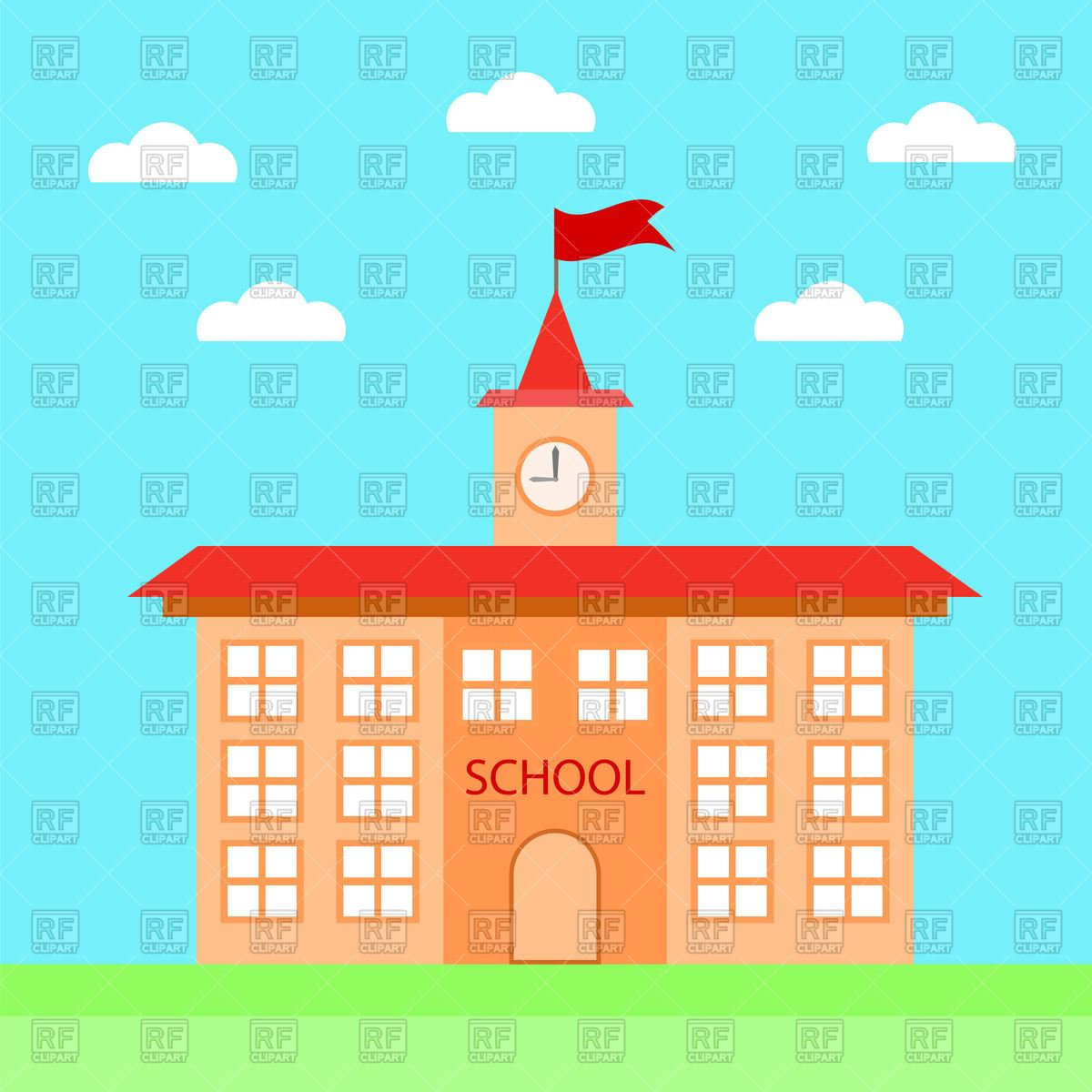school-building-Download-Royalty-free-Vector-File-EPS-182491