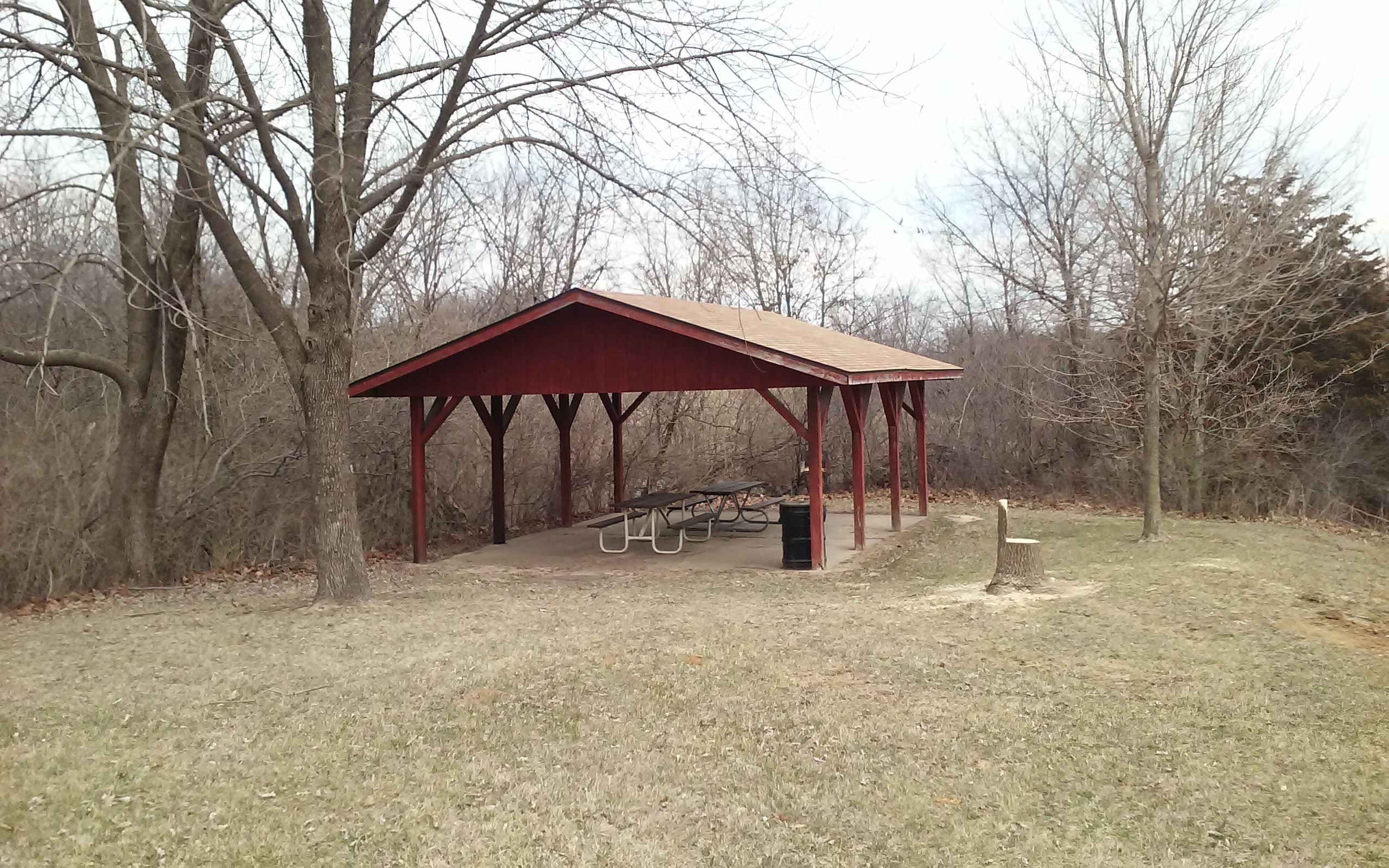 RV Campground Shelter #1