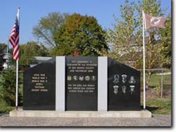 Apsen Grove VA Memorial
